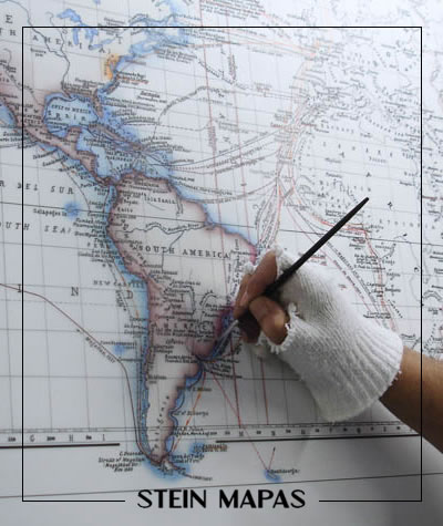 Order your personalized map