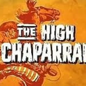The High Chaparral Thematic map - Stein Mapas Feitos a Mão - Time-lapse 23/01/2017