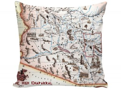 The High Chaparral - Colorido
