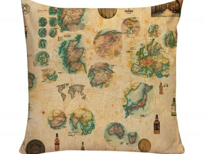 The World of Whiskeys and Whiskies - Vintage