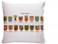 Coat of arms of the administrative regions of Germany - Colorful