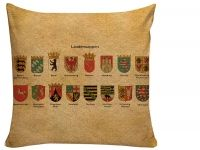 Coat of arms of the administrative regions of Germany - Vintage