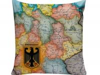 Germany Official Coat of Arms - Colorful