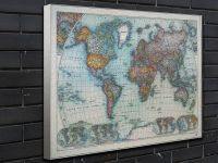 World Map - Colorful